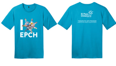 I Heart EPCH - Therapeutic Arts T-Shirt