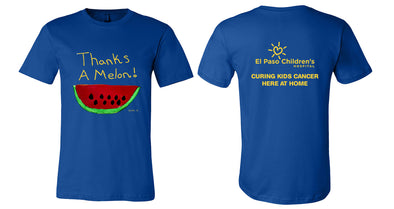 "Unisex ""Thanks a Melon"" T-Shirt"