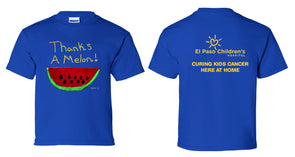 "Youth ""Thanks a Melon"" T-Shirt"