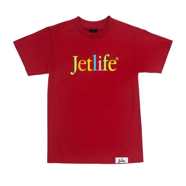 "Jet Life ""Born to Mac"" S/S [RED]"