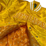 Jet Life Satin Jacket V2 [YELLOW]
