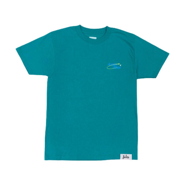 "Jet Life ""NDC"" S/S [TEAL]"