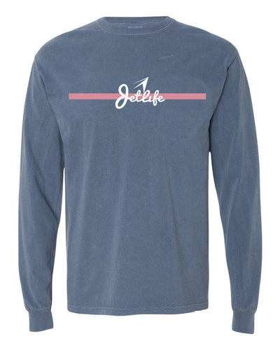 JET LIFE COLLEGE LS [BLUE]