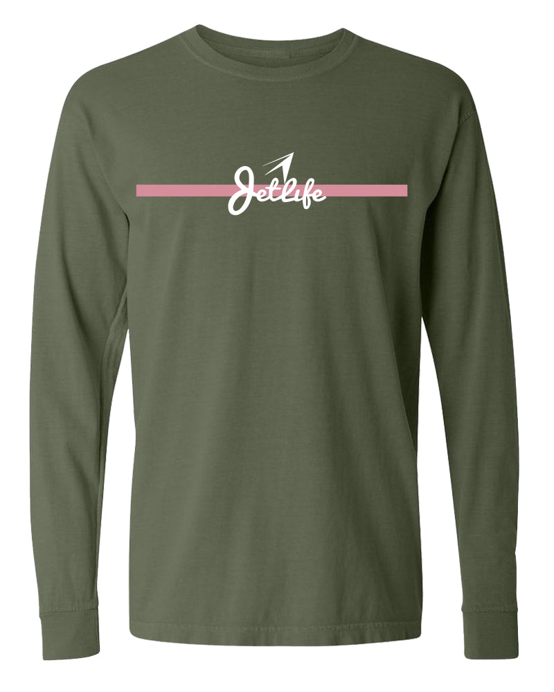 JET LIFE COLLEGE LS [GREEN]