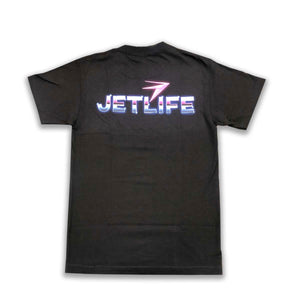 "Jet Life ""CHROME"" [BLACK] S/S TEE"