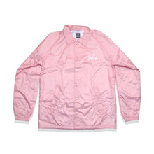 Load image into Gallery viewer, JL GLOBAL COACH JACKET [PINK]