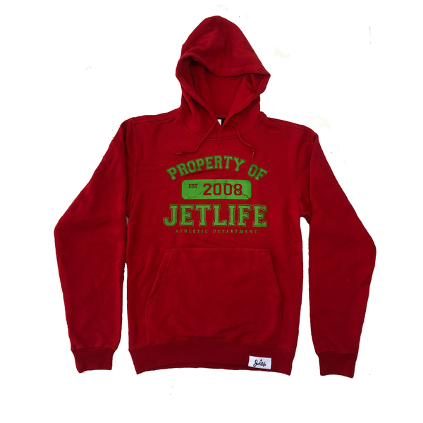 "JL ""Property of Jet Life"" [RED]"