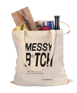 Carry Your Dirty Laundry : The Tote