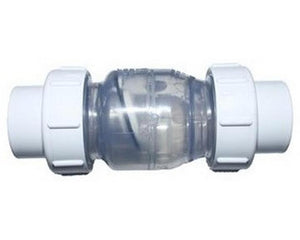 "Flapper Valve Non - Return 1""1/2 (inc split unions)"