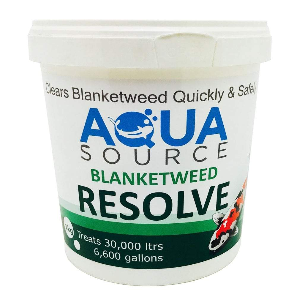 Aqua Source Blanketweed Resolve