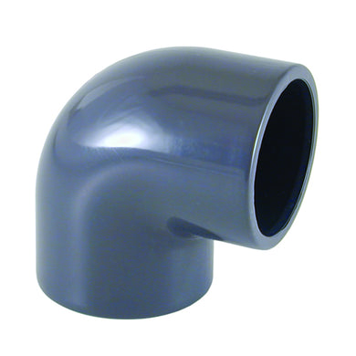 PVC Imperial Pressure Pipe 90 Elbow