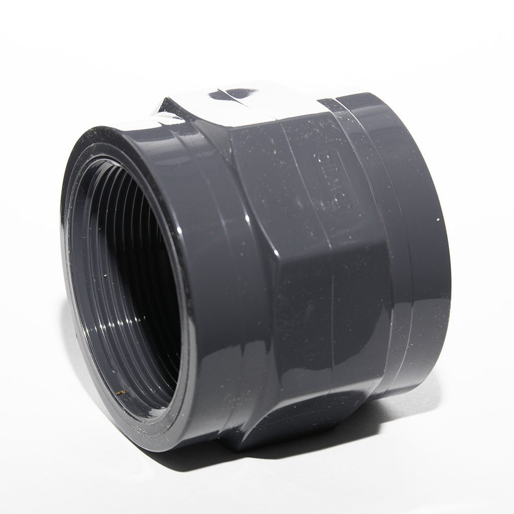 PVC Socket (Plain -Female Threaded)