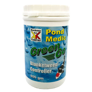 Kockney Koi Green Go - Blanketweed Controller 800g