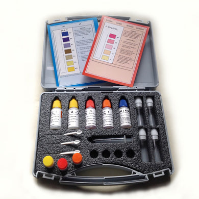 Kockney Koi Yamitsu Fish Pond Water Testing Kit