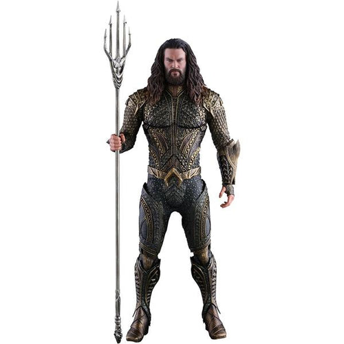 Deluxe Aqua Man Action Figure