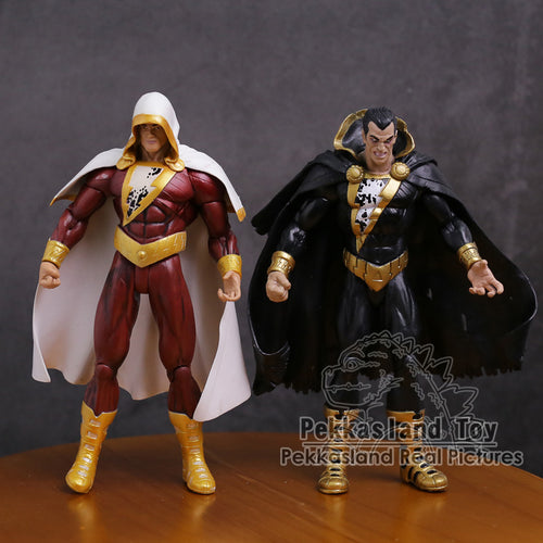 DC Comics Shazam Black Adam PVC Action Figure