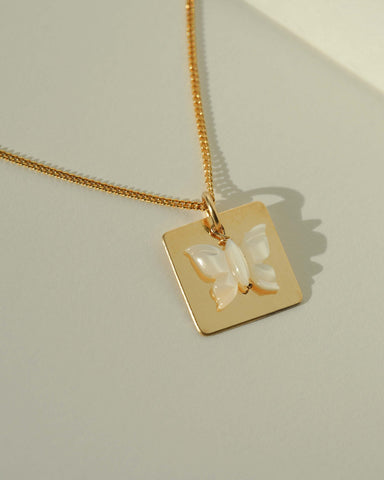 Esperanza Necklace Gold