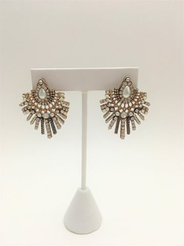 Cleopatra Stud Earrings