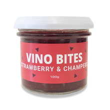 Strawberry & Champers Jam