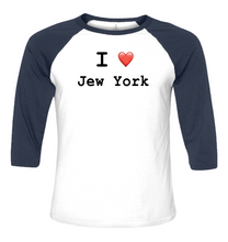 Load image into Gallery viewer, I Love Jew York!