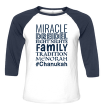 Load image into Gallery viewer, #Chanukah