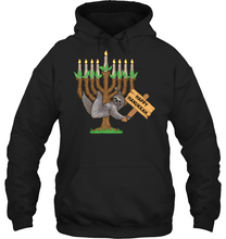 Load image into Gallery viewer, Menorah Sloth
