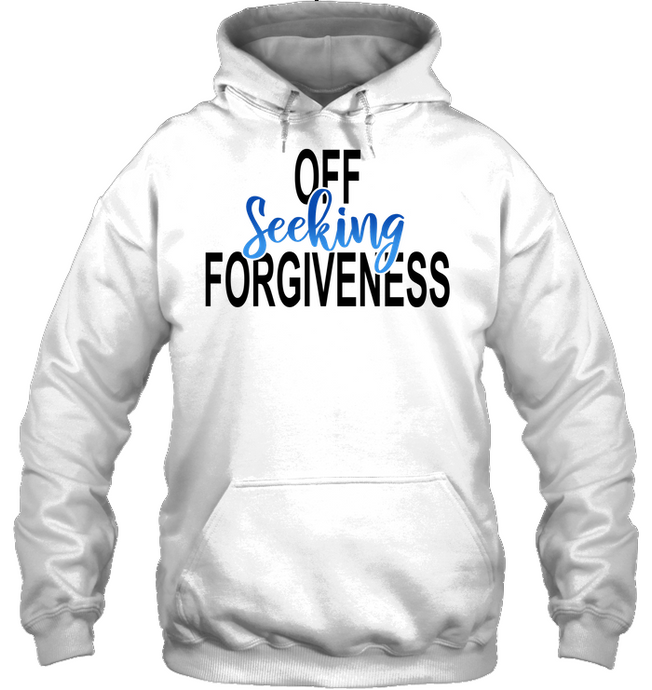 Seeking Forgiveness