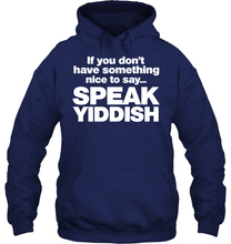 Load image into Gallery viewer, Speak Yiddish