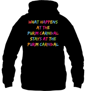 What Happens at the Purim Carnival
