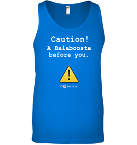 Caution! A Balaboosta
