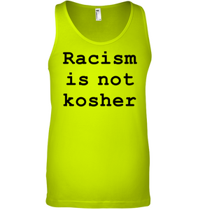 Racism IS NOT Kosher