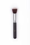 Vk50 Buffer brush - Vkglam VK Glam Makeup Brushes Make up fake eyelashes eyeshadows palette