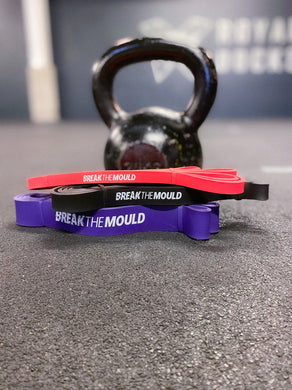 ALL NEW BREAKTHEMOULD RESISTANCE BANDS
