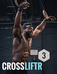 CROSSLIFTR CONVENTIONAL GYM VOLUME 3