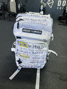 BREAKTHEMOULD BACKPACK (LIMITED EDITION)
