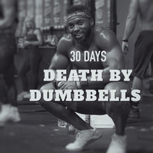 Load image into Gallery viewer, 30 DAYS DUMBBELL ONLY EBOOK