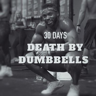 30 DAYS DUMBBELL ONLY EBOOK
