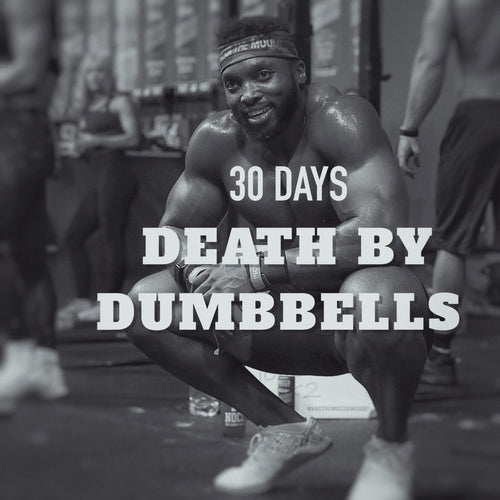 30 DAYS DUMBBELLS ONLY EBOOK