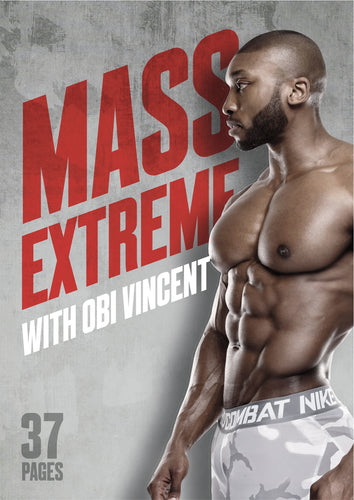 12 WEEKS MASS EXTREME EBOOK