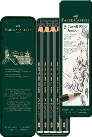 Image of Faber Castell - 9000 Jumbo (diverse sets)-ArtSuppliesOnline-ArtSuppliesOnline