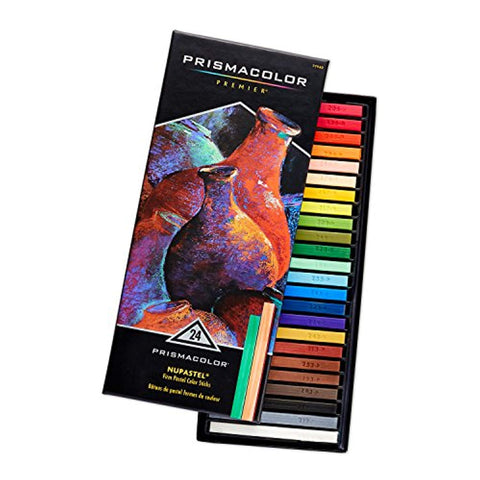 Prismacolor - Premier NuPastel Firm Pastel Color Sticks (diverse sets)-ArtSuppliesOnline-ArtSuppliesOnline
