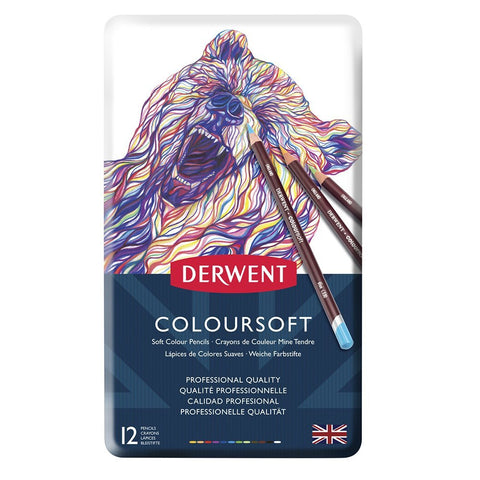Image of Derwent Coloursoft potloden (diverse sets)-ArtSuppliesOnline-12-ArtSuppliesOnline