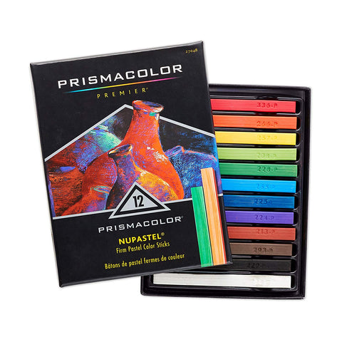 Image of Prismacolor - Premier NuPastel Firm Pastel Color Sticks (diverse sets)-ArtSuppliesOnline-ArtSuppliesOnline