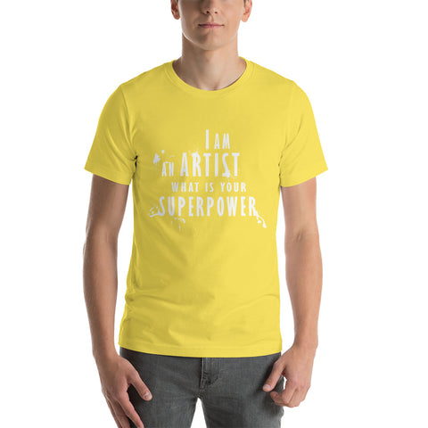 Image of Superpower (T-Shirt) - Diverse Kleuren