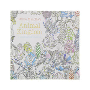 Animal Kingdom Kleurboek-ArtSuppliesOnline-ArtSuppliesOnline