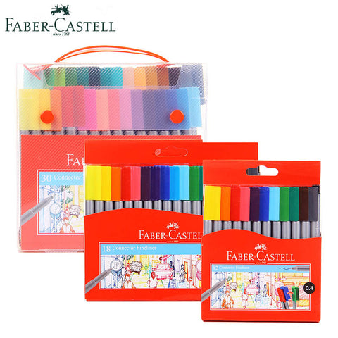 Image of Faber Castell - Fineliners (diverse sets)-ArtSuppliesOnline-ArtSuppliesOnline