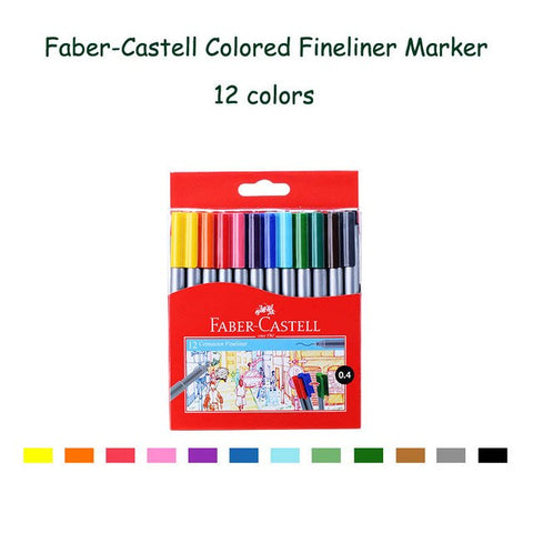 Image of Faber Castell - Fineliners (diverse sets)-ArtSuppliesOnline-12-ArtSuppliesOnline