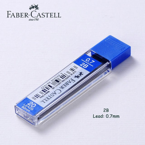 Faber Castell - Grip Matic 0.5mm / 0.7mm-ArtSuppliesOnline-1pc 2B 0.7mm-ArtSuppliesOnline