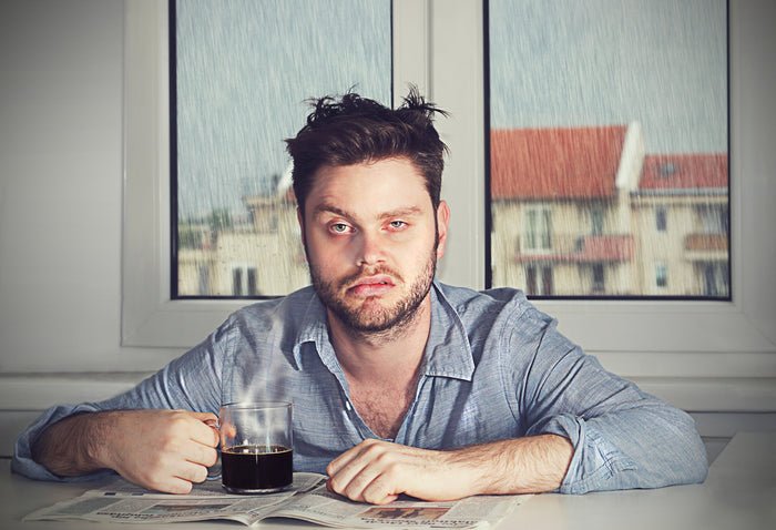 Why a Hangover Gets You Tired