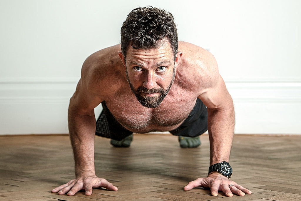 GET STRONG, GET LEAN, GET FIT IN YOUR 40s